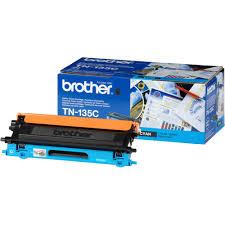 Тонер <b>Brother Тонер</b>-<b>картридж TN135C</b> повышенной ёмкости для ...