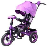 <b>Трехколесный велосипед Moby Kids</b> Leader 360° 12x10 AIR Car ...