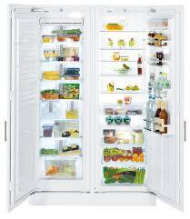 Купить <b>Встраиваемый холодильник</b> Side by Side <b>Liebherr SBS</b> ...