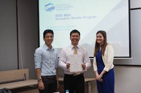 meeting the mba executive mentors news xi an jiaotong it is important for them to keep thinking about the next career step i hope through this mentoring programme our students