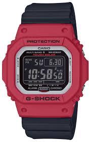 Наручные <b>часы CASIO GW</b>-<b>M5610RB</b>-<b>4</b> — купить по выгодной ...