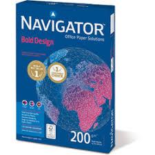 """<b>Бумага</b> """"<b>Navigator Bold</b> Design"""", A4, 150 листов, 200 г/м2 купить ..."""