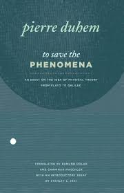to save the phenomena an essay on the idea of physical theory addthis sharing buttons