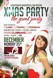 xmas party flyer facebook timeline cover by louistwelve xmas party flyer facebook timeline cover by louistwelve design
