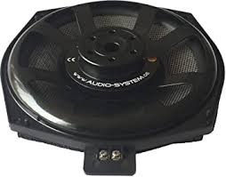 <b>Audio System AX 08</b> BMW Plus EVO Subwoofer 20 cm: Amazon.de ...