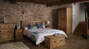 amazing natural brilliant log wood bedroom