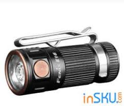 Обзор <b>фонаря Fenix E16 Cree</b> XP-L HI — теплая малютка с ...
