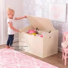 <b>KidKraft</b> Austin Toy Box <b>ящик для игрушек</b> - купить в интернет ...