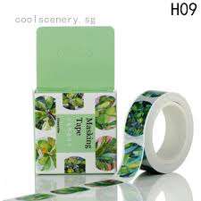 <b>1PC</b> 15 Styles <b>15mm*10m</b> Petal Tape Wall Stickers DIY Gift ...