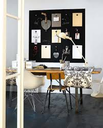 a chic vintage home office desk cute