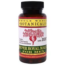 Super <b>Royal Maca</b>® For <b>Men</b> with DIM Vegetarian, Capsules ...