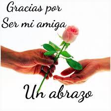 Image result for gracias amiga