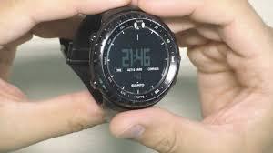 <b>Часы Suunto Core</b> All Black 2 года спустя. Плюсы и минусы ...
