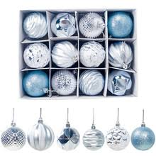12 X Рождественский <b>набор шаров</b> новогодняя елка с игрушками ...