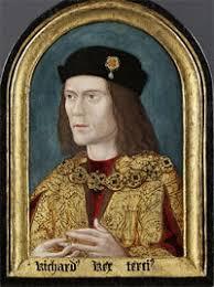 who was richard iii   last plantagenet king to die in battle  portrait of richard iii of england painted c