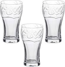 Набор стаканов <b>Pasabahce</b> Coca Cola, 350 мл, 3 шт — купить в ...