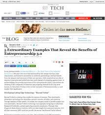 extraordinary examples that reveal the benefits of 5 extraordinary examples that reveal the benefits of entrepreneurship 3 0