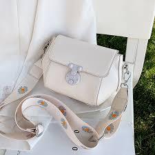 Handbag / summer CK small bag / 2020 <b>new</b> / <b>wide shoulder</b> strap ...