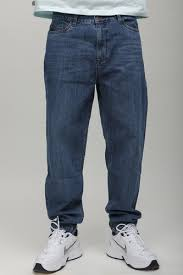 <b>Джинсы URBAN CLASSICS</b> Denim Baggy Pants (Clean Blue, 34 ...