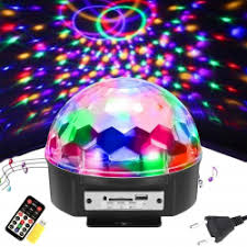 Отзывы о <b>Диско</b>-<b>шар Magic</b> Ball Light MP3