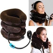 <b>3</b> Layer <b>Neck</b> Pillow <b>Tractor</b> Massager Exerciser <b>Neck</b> Back Pain -<b>3</b> ...