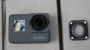 GoPro Hero 5/6/7 + Hero 2018 - <b>Protective</b> Lens <b>Removal</b> ...