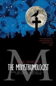 The Monstrumologist by Rick Yancey Book Review