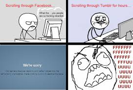 Screw you Tumblr... on imgfave via Relatably.com