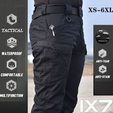 2020 <b>IX7</b> High Quality New <b>IX7 Men's</b> Waterproof <b>Tactical Pants</b> ...