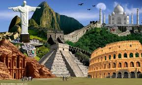 New Seven Wonders of World
