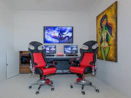 ultimate game room boxed ice office exterior