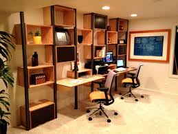 modular desks home office cool home office design with brown wall mounted desk and square amazing home office furniture