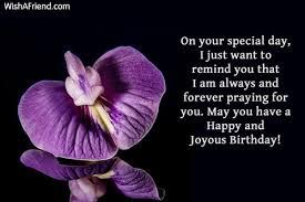 Christian Birthday Wishes via Relatably.com