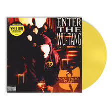 <b>Wu</b>-<b>Tang Clan</b> - <b>Enter</b> The Wu Tang (36 Chambers) Limited Yellow ...