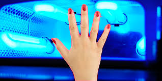 The Truth About Gel <b>Manicure UV Nail Lamps</b> And Skin Cancer | SELF
