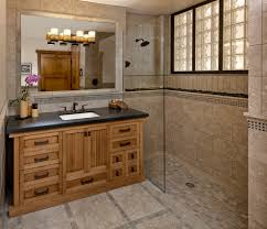 glass block window in shower bathroom asian with black countertop four light asian bathroom lighting