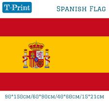 <b>Free shipping 90*150cm 60*90cm</b> 40*60cm 15*21cm Spanish Flag ...