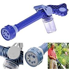 ZURU BUNCH® <b>Ez Jet Water Cannon</b> 8 in 1 Turbo Spray Gun for ...