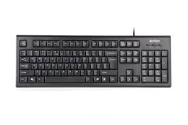 <b>A4Tech KR 85</b> Keyboard – Point One