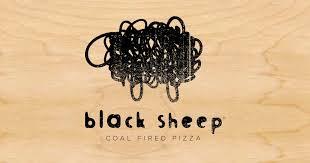 Our Menu : <b>Black</b> Sheep <b>Pizza</b>