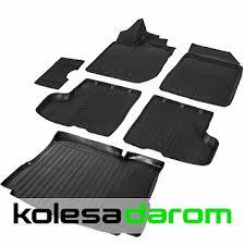 Купить коврик <b>Комплект ковриков салона и</b> багажника Rival Lada ...