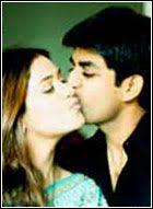 Poonam and Manish Goel He plays a greedy husband in Kasauti Zindagi Kii and she his arrogant and stern wife, ... - inf-holi-manish-goel