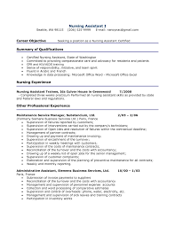 cna resume with no experience  best business template