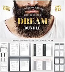 job seekers cv dream bundle