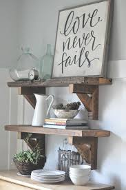 dining room shelving wood love the display shelves love never fails by betweenyouandmesigns on e