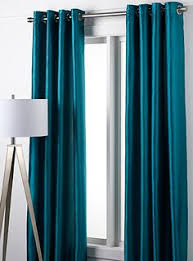 Teal Finley Pencil Pleat Curtains | Dunelm | дом | Pleated curtains ...