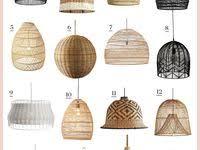 Плетеные абажуры: лучшие изображения (144) | <b>Лампа</b> ...