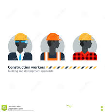 builder man side view construction worker labor force contractor black man side view construction worker labor force contractor occupation job royalty
