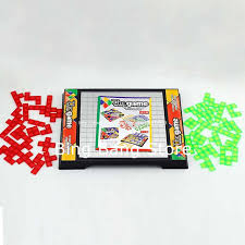 Online Shop Tetris Game 2 Person Play <b>42 Pcs</b> Chessman ...