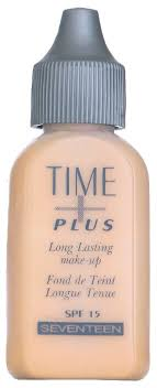 Seventeen <b>Тональный крем</b> Time Plus <b>Long</b> Lasting make-up, 35 мл
